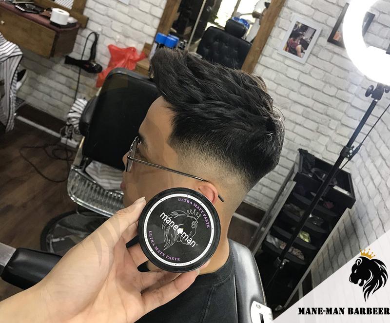 vuốt tóc nam đẹp
