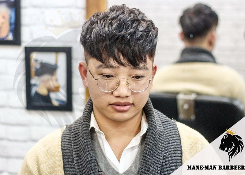 Uốn tóc nam Hàn Quốc