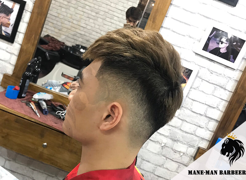 tóc nam Hàn Quốc