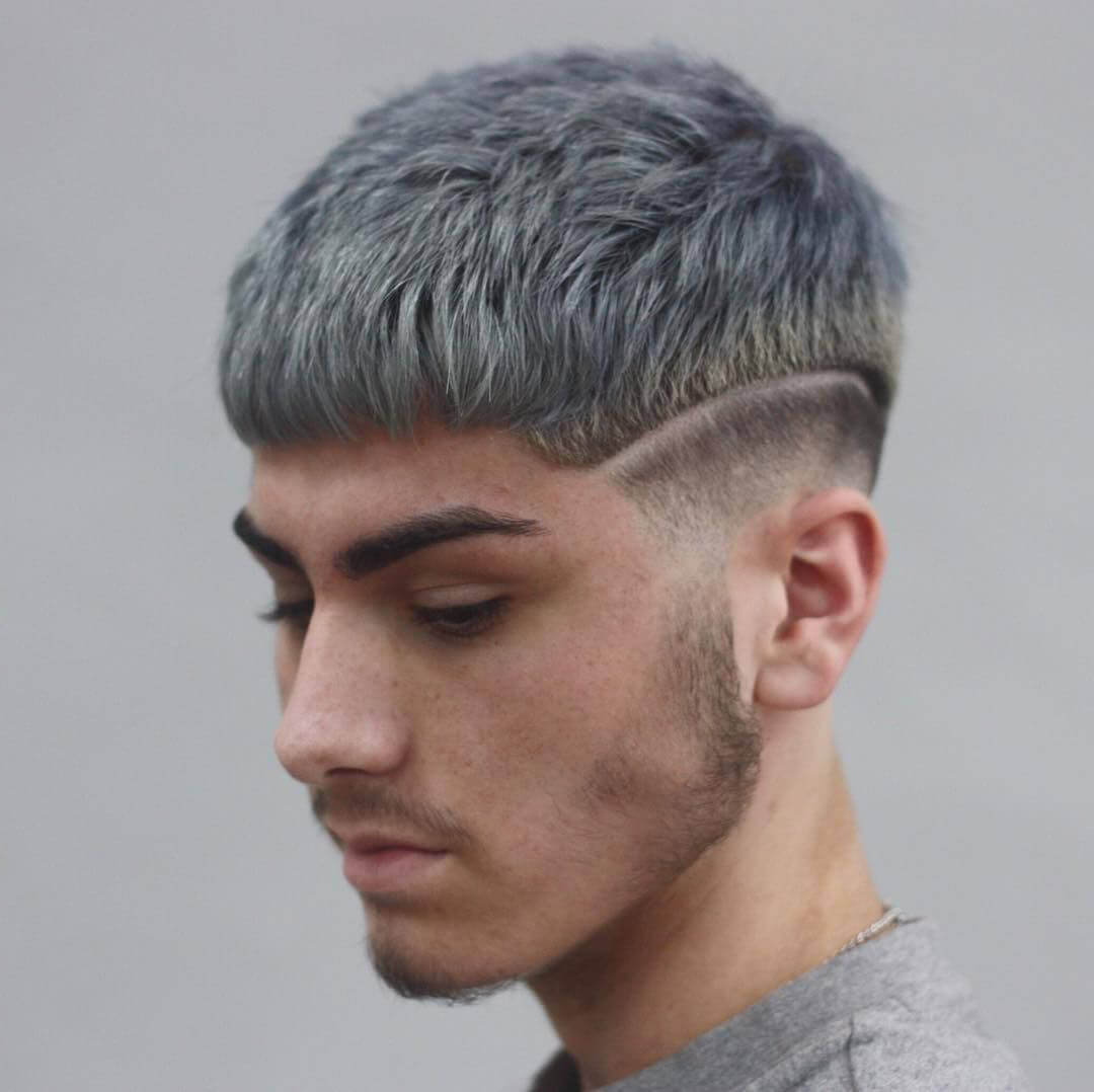 Nhuộm tóc 2019