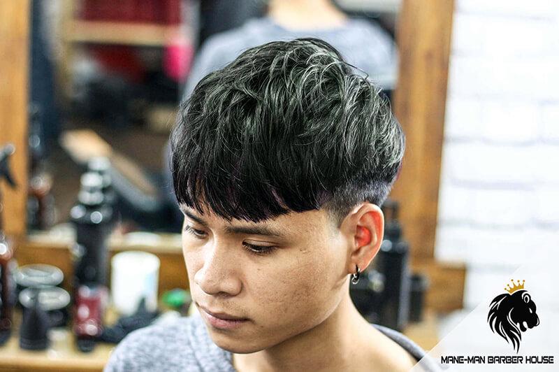 nhuộm màu tóc nam 2020