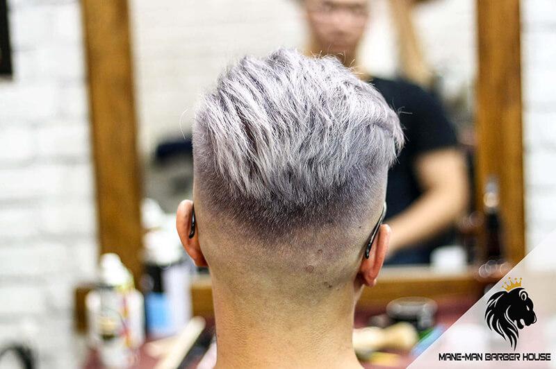 nhuộm đẹp tóc nam