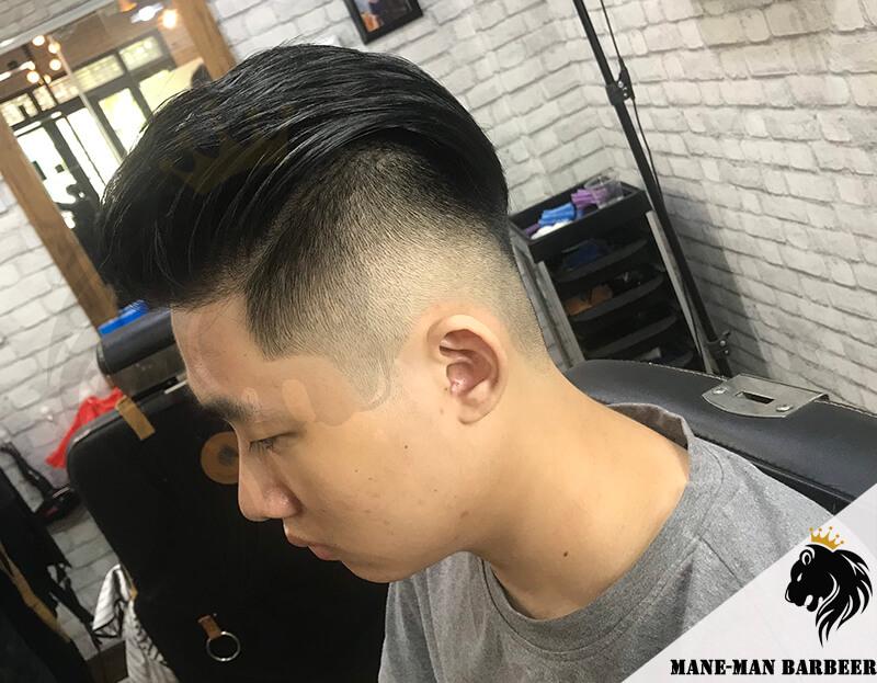 Kiểu tóc nam ngắn đẹp Sport