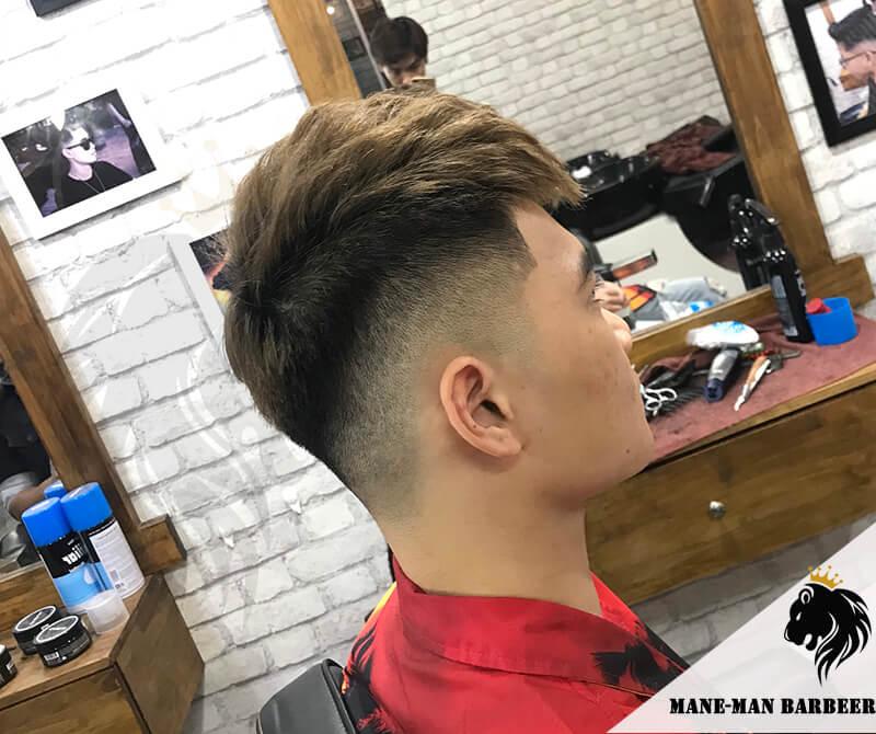 kiểu tóc nam đẹp Hàn Quốc