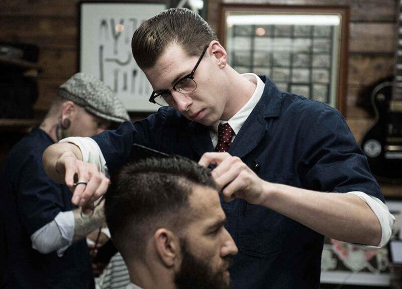 Bảng giá cắt tóc nam Barber