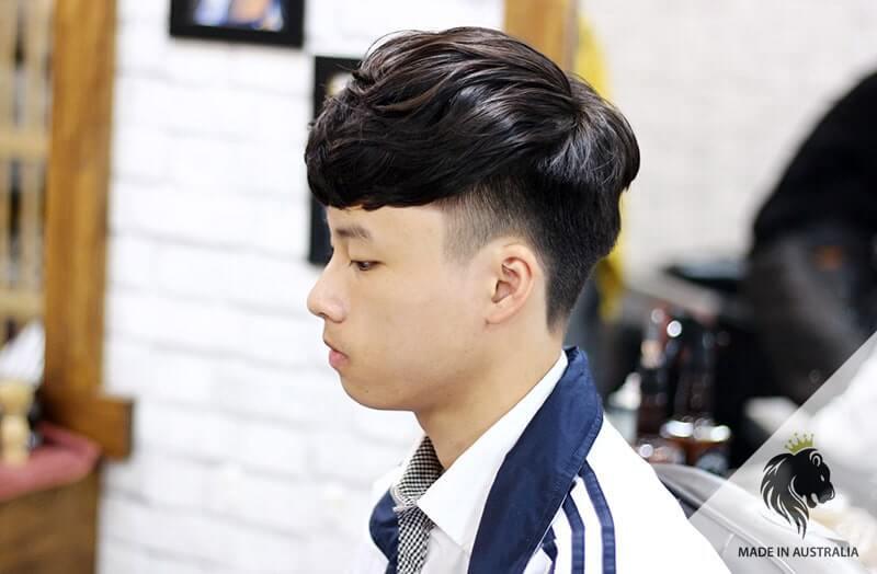 tóc nam đẹp Hàn Quốc 2020