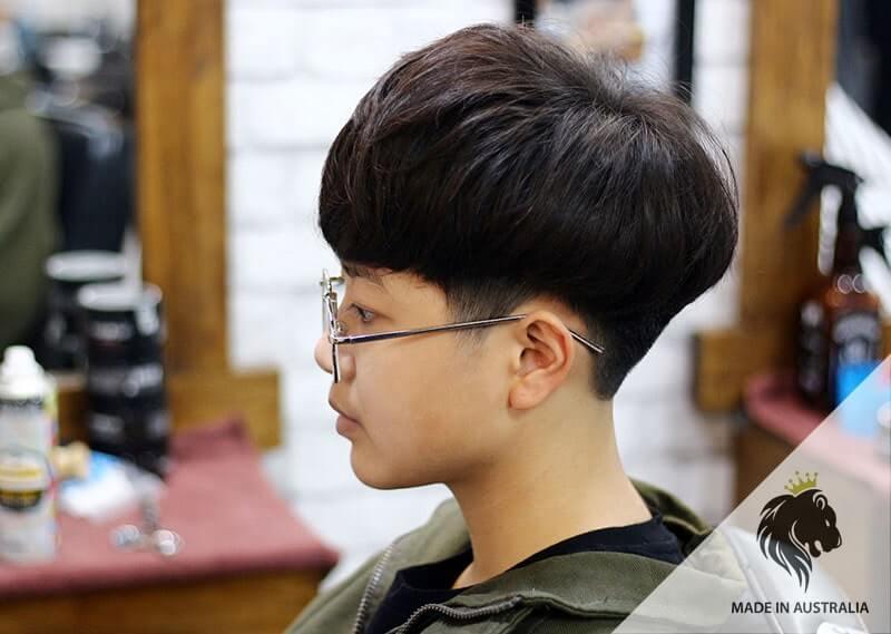 Kiểu tóc nam đẹp 2019 Hàn Quốc