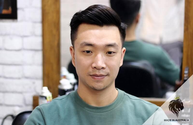 Các kiểu tóc nam ngắn đẹp