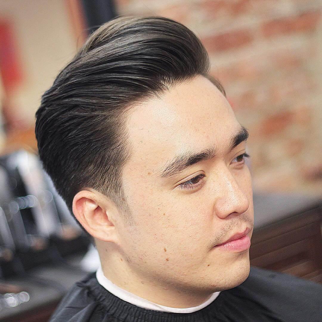 """Giúp quý ông """"hồi xuân"""" với những kiểu tóc đẹp U40 điềm đại và trững trạc"""