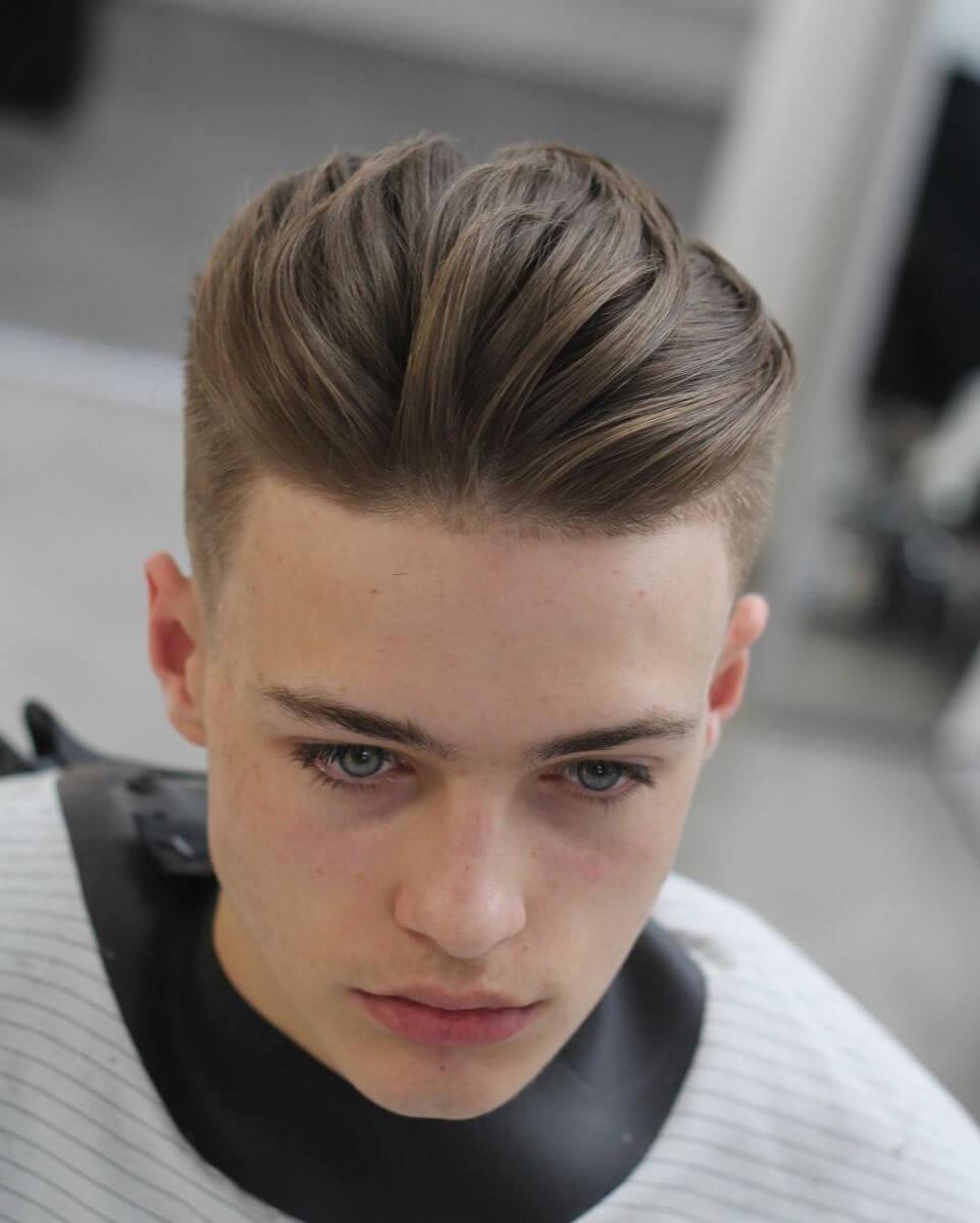 Kiểu tóc Slick back