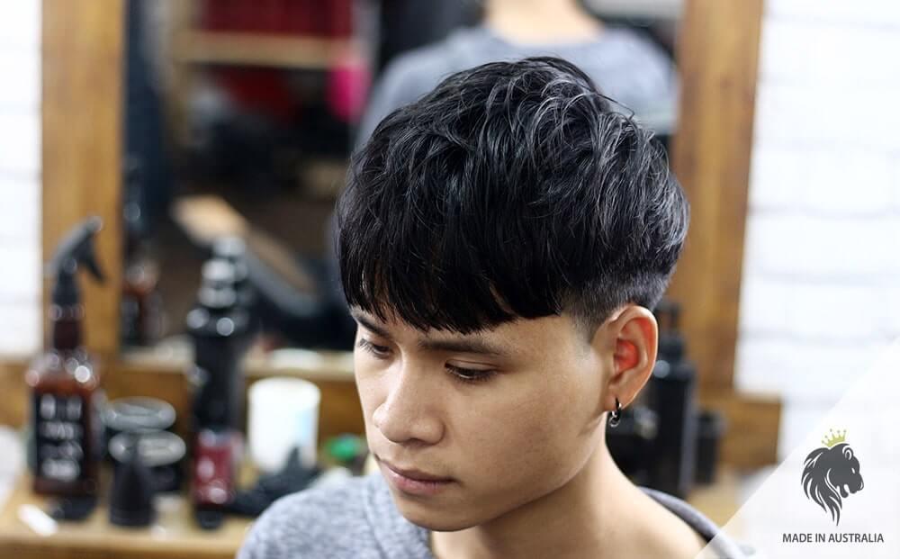 Kiểu tóc Layer ngắn