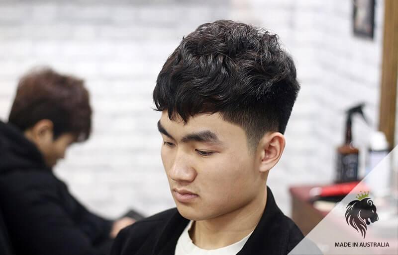 Kiểu tóc layer nam đẹp 2019
