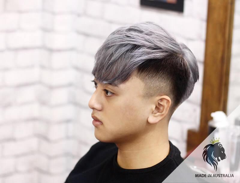 Nhuộm tóc nam đẹp 2019 ở đâu?