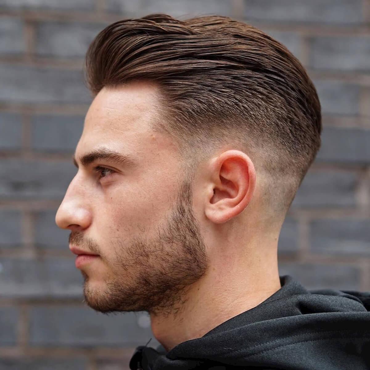 Nhuộm tóc ngắn 2019
