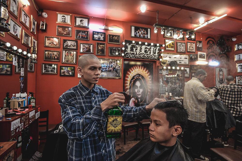 đánh giá Liêm barber shop