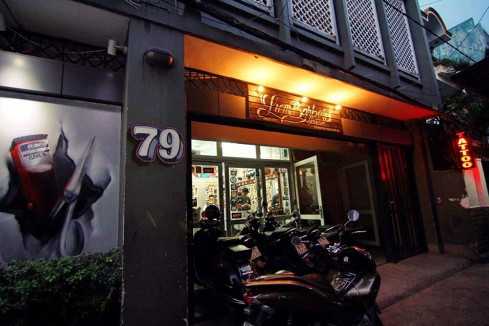 review Liêm barber Shop