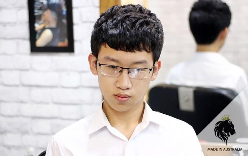 Kiểu tóc nam đẹp Layer Hàn Quốc