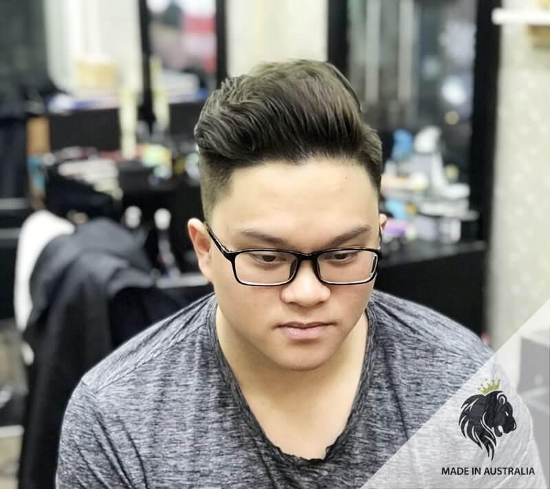 Kiểu tóc Undercut ngắn