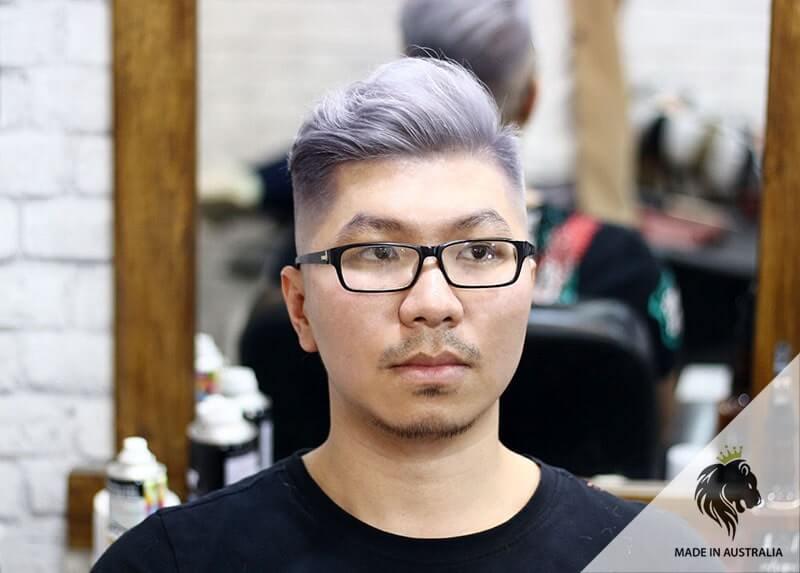 kiểu tóc nam Undercut ngắn