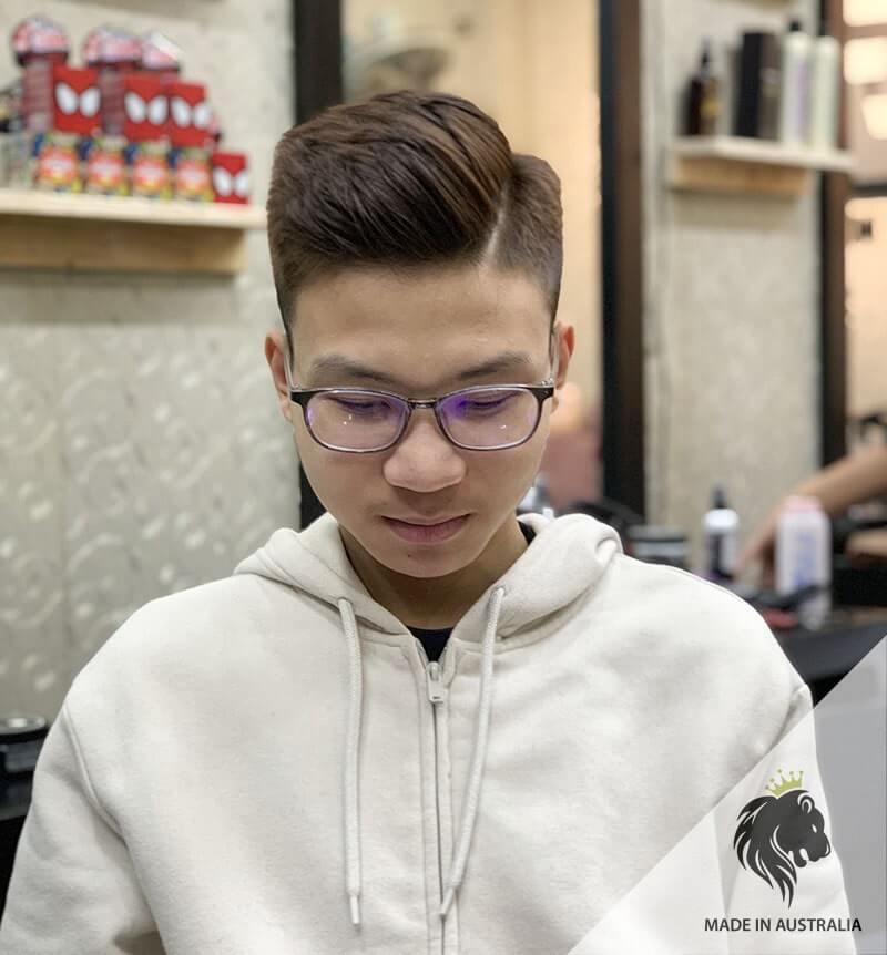 tóc undercut ngắn đẹp
