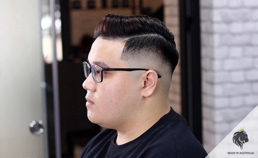tóc nam ngắn đẹp Hàn Quốc