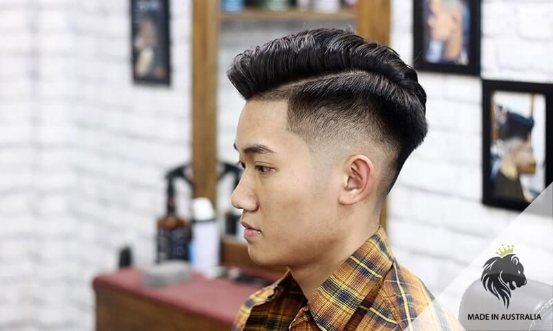 kiểu tóc nam ngắn Hàn Quốc