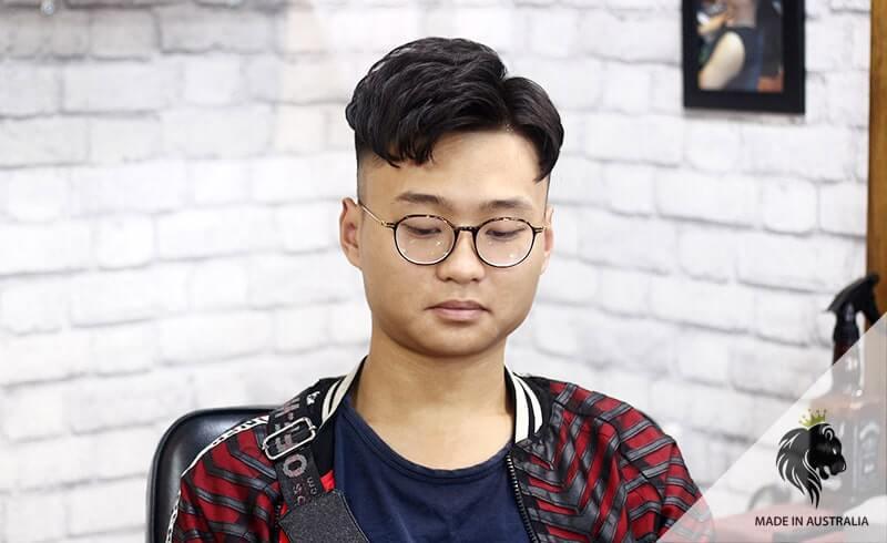 tóc Hàn Quốc nam