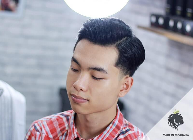 tóc nam kiểu Hàn Quốc