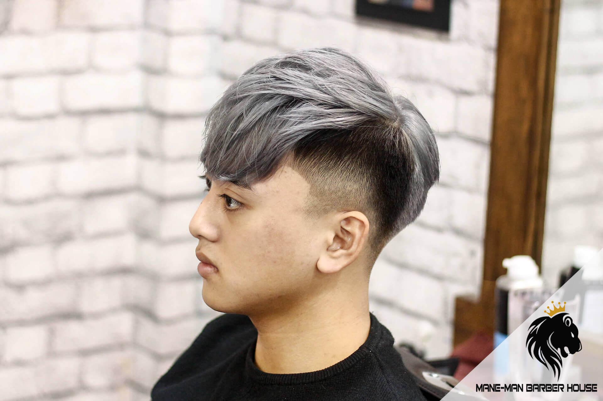 tóc nam ngắn đẹp kiểu Hàn Quốc