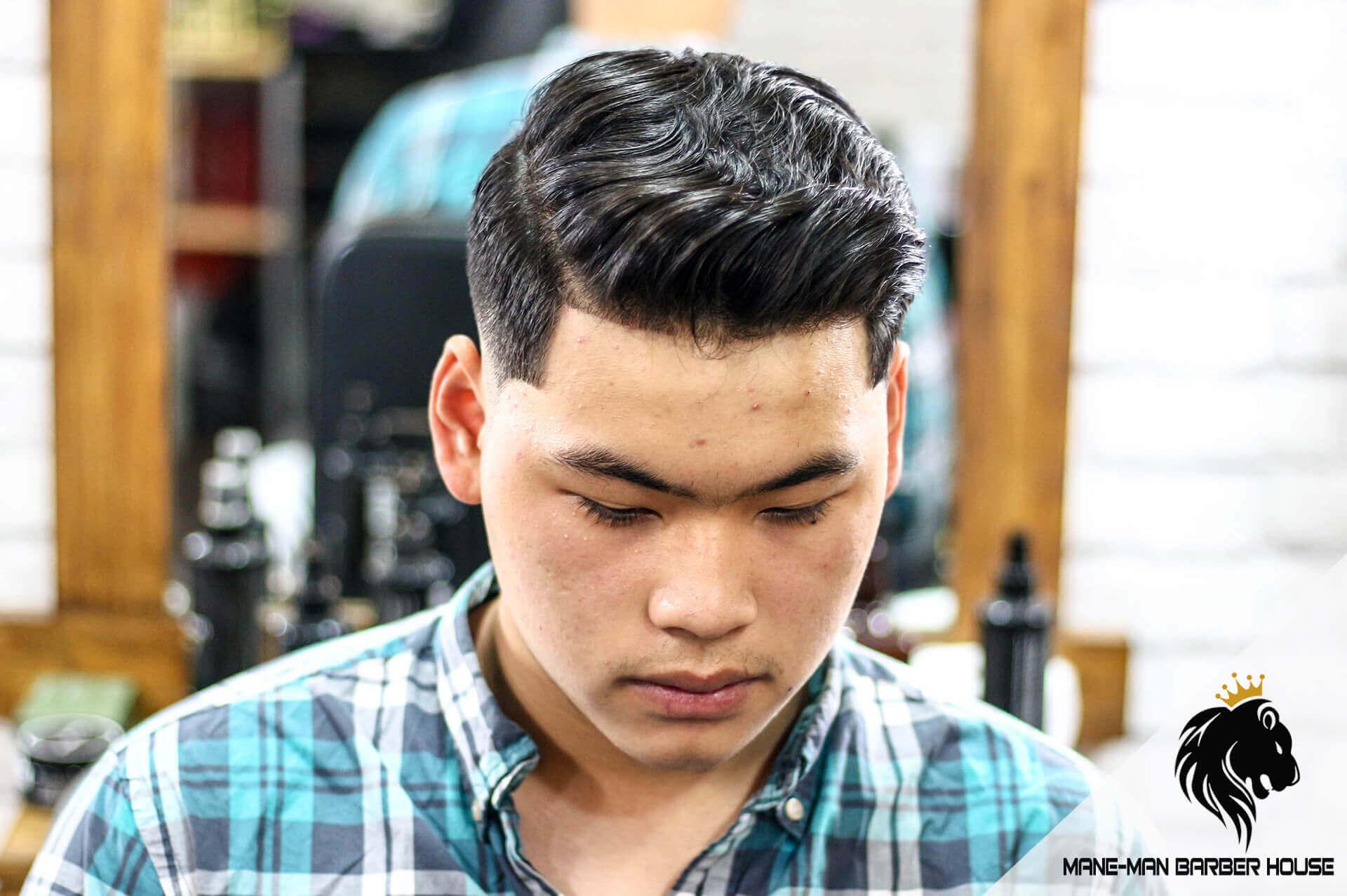 kiểu tóc Hàn Quốc ngắn đẹp