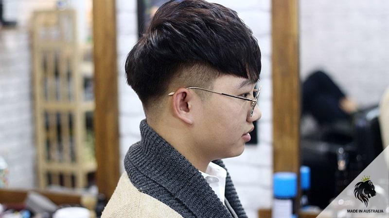 kiểu tóc nam Hàn Quốc ngắn