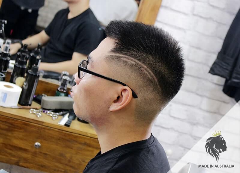 Kiểu tóc đầu đinh