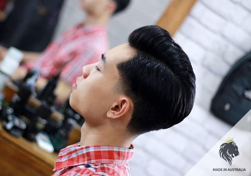 tóc vuốt dựng