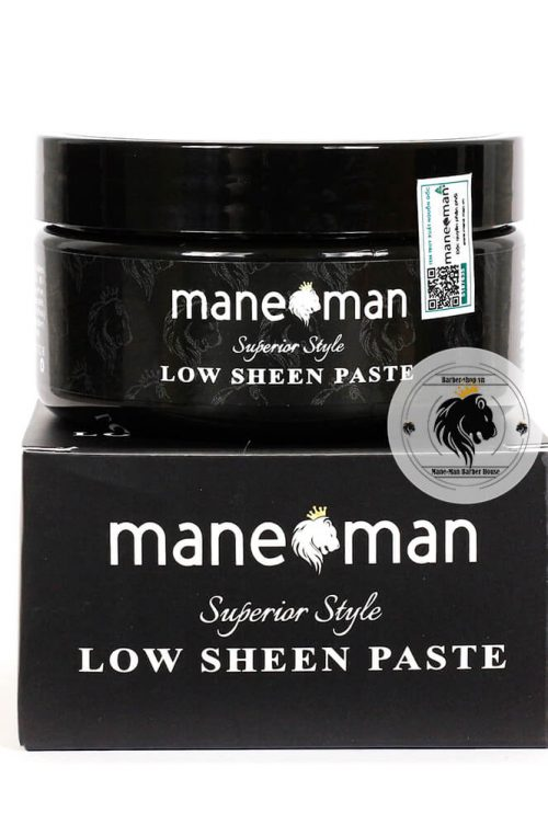 sáp mane man low sheen paste
