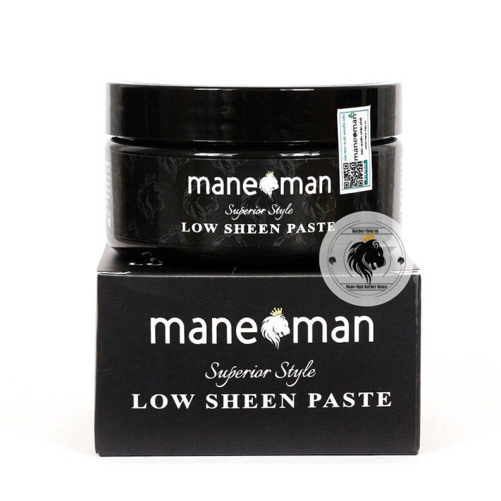 sáp mane man low sheen paste