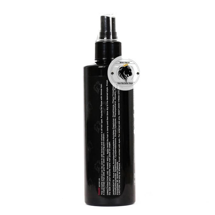 Mane man Sea Salt Texturizing Hair Spray