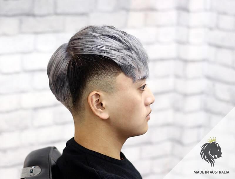 kiểu tóc nam đẹp Textured