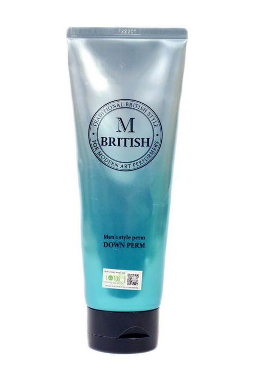 British M ép side tóc