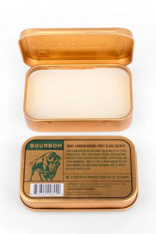 Nước hoa khô nam Duke Cannon Bourbon