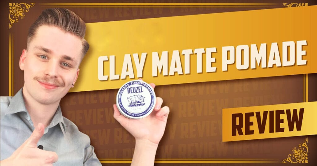 Clay Matte Pomade