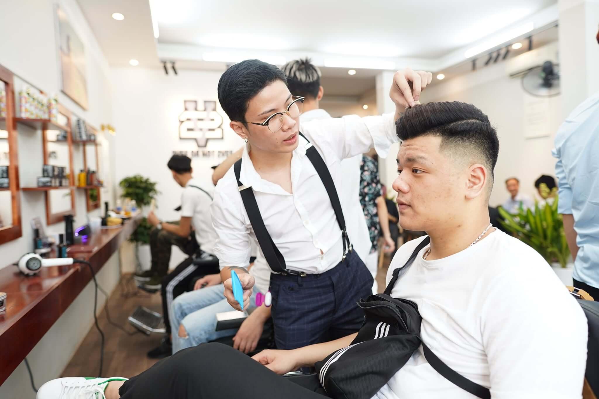 2Vee Hair Station cầu giấy