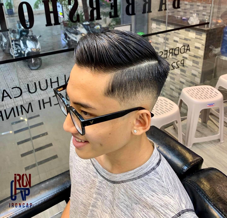 IronCap Barber Shop cầu giấy