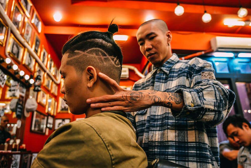 Liem Barber Shop cầu giấy