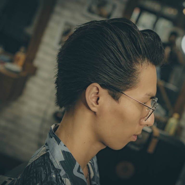 cắt tóc Mane Man Barber House nam giới