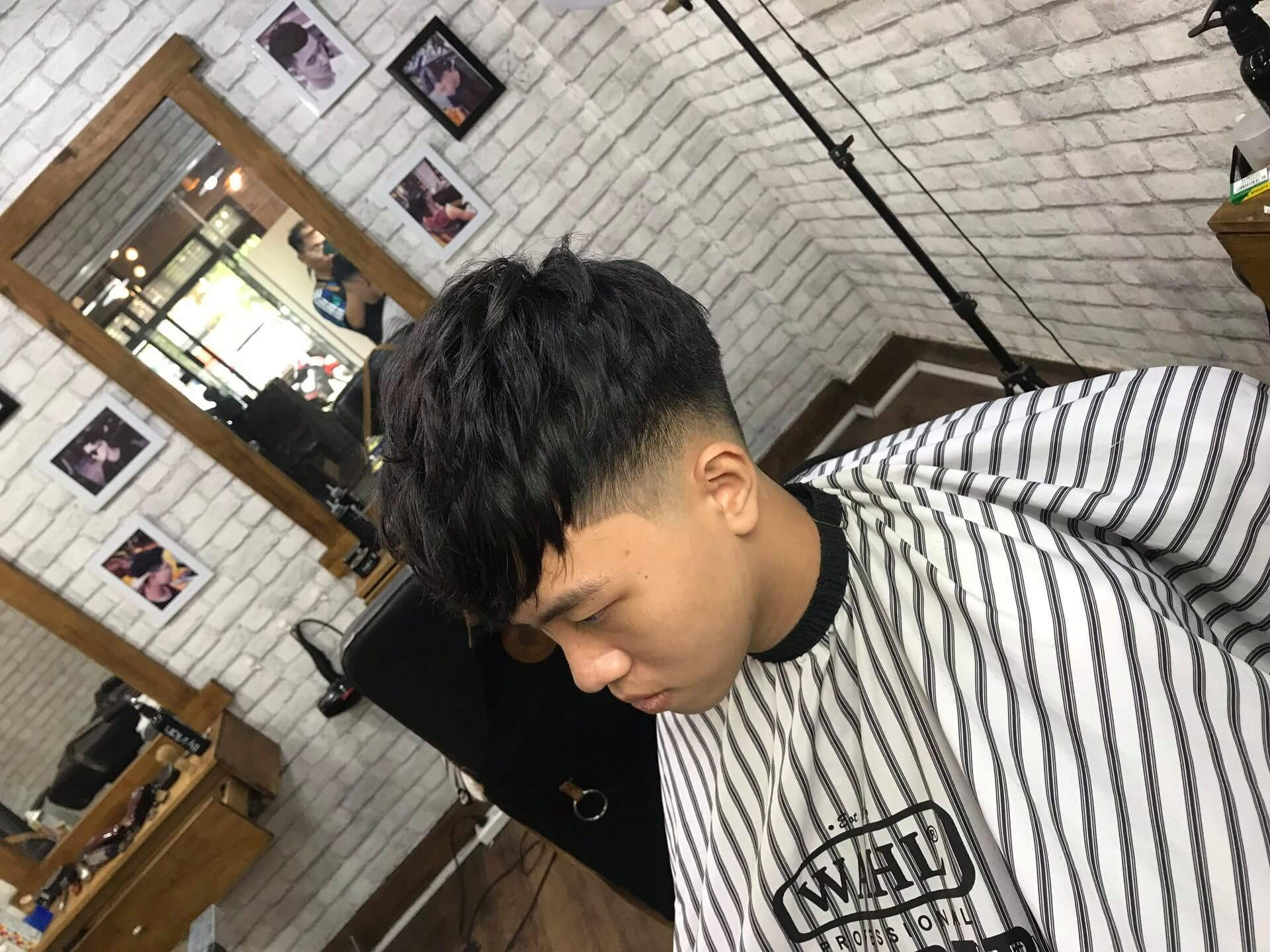 Mane man Barber House cơ sở 2